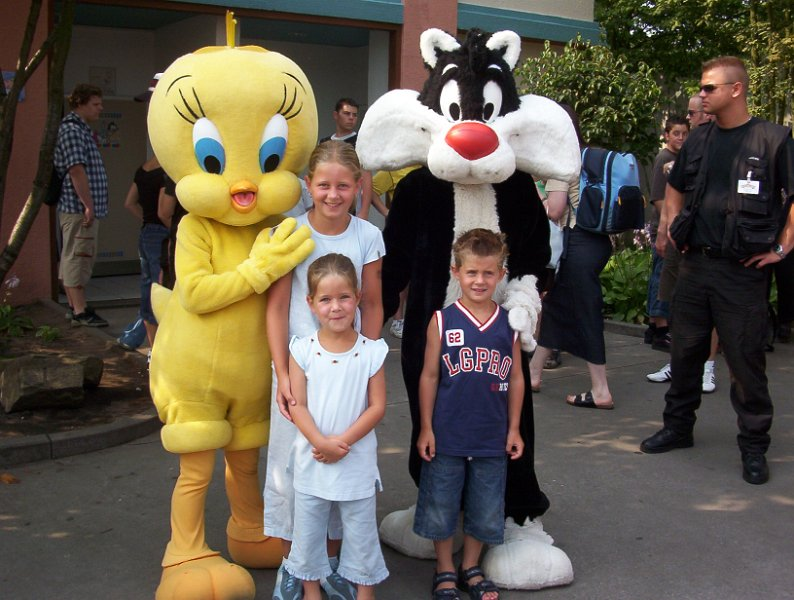 Warner Bros Movieworld-2004